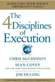 4 Disciplines of Execution - Accountants Brisbane