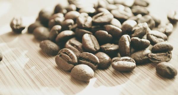 dibella coffee closeup